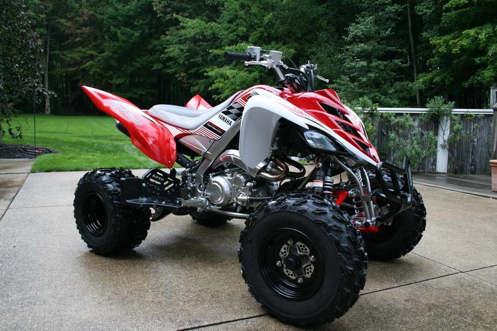 Spender S Web Log New Raptor 700r S E